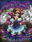 Fairy Tale Princesses & Storybook Darlings Coloring Book Cover Image