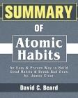 Summary of Atomic Habits Cover Image