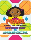 Pearl and her Gee's Bend Quilt Coloring and Activity Book Cover Image