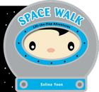 Space Walk (Lift-The-Flap Adventures) Cover Image
