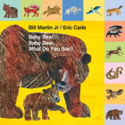 Mini Tab: Baby Bear, Baby Bear, What Do You See? (Brown Bear and Friends) Cover Image