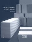 Concrete Masonry Designer's Handbook Cover Image