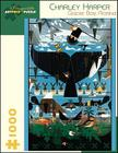 Puzzle-Charley Harper Glacier (Pomegranate Artpiece Puzzle) Cover Image