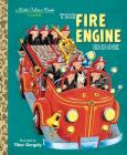 The Fire Engine Book (Little Golden Book) Cover Image