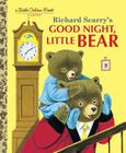 Good Night, Little Bear (Little Golden Book) Cover Image
