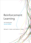 Reinforcement Learning: An Introduction (Adaptive Computation and Machine Learning) Cover Image