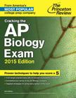 Cracking the AP Biology Exam, 2015 Edition Cover Image