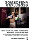 Gómez-Peña Unplugged: Texts on Live Art, Social Practice and Imaginary Activism (2008-2020) Cover Image