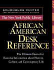 The New York Public Library African American Desk Reference Cover Image