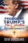 President Trump's Pro-Christian Accomplishments Cover Image