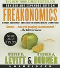 Freakonomics REV Ed Low Price CD: A Rogue Economist Explores the Hidden Side of Everything Cover Image