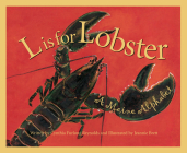 L is for Lobster: A Maine Alphabet (Discover America State by State) Cover Image