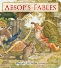 Aesop's Fables Oversized Padded Board Book: The Classic Edition Cover Image