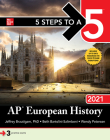 5 Steps to a 5: AP European History 2021 Cover Image