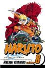 Naruto, Vol. 8 Cover Image