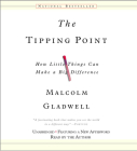 The Tipping Point: How Little Things Make a Big Difference [With Earbuds] Cover Image