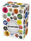 Button Box: 100 Postcards Cover Image