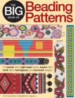 The Big Book of Beading Patterns: For Peyote Stitch, Right Angle Weave, Square Stitch, Brick Stitch, Herringbone, and Loomwork Designs Cover Image