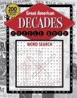 Great American Decades Puzzle Book Cover Image