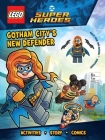 LEGO(R) DC Super Heroes: Gotham City's New Defender (Activity Book with Minifigure) Cover Image