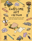 Awesome Art Vietnam: 10 Works from the Land of the Clever Turtle That Everyone Should Know Cover Image