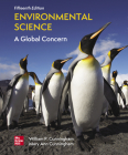 Loose Leaf for Environmental Science: A Global Concern Cover Image