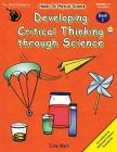 Developing Critical Thinking through Science Book 1 Cover Image
