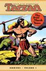 Tarzan: The Jesse Marsh Years Omnibus Volume 1 Cover Image