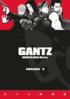 Gantz Omnibus Volume 4 Cover Image