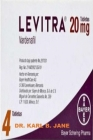 levitra tablet Cover Image