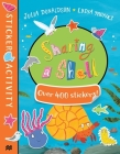Sharing a Shell Sticker Book Cover Image