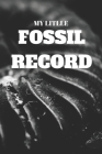Fossil Notebook: half ruled notebook for fossil hunters and student half page to sketch and half ruled pages Cover Image