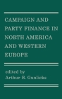 Campaign and Party Finance in North America and Western Europe Cover Image
