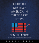 How to Destroy America in Three Easy Steps CD Cover Image