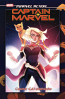 Marvel Action: Captain Marvel: Cosmic CAT-tastrophe (Book One) Cover Image