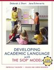 Developing Academic Language with the Siop Model Cover Image