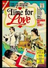 Time for Dreaming, Time for Swinging, Time for Love: Vintage Classic Romance Comic Cover on a Blank Journal Diary 7 X 10 Size 150 Gray Lined Pages Col Cover Image