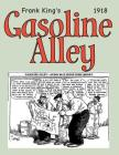 Gasoline Alley 1918: Cartoon Comic Strips Cover Image