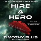 Hire a Hero Lib/E Cover Image