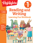 First Grade Reading and Writing (Highlights Learning Fun Workbooks) Cover Image