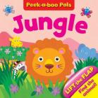 Jungle Peekaboo Who? Cover Image