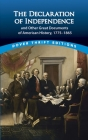 The Declaration of Independence and Other Great Documents of American History: 1775-1865 (Dover Thrift Editions) Cover Image