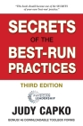 Secrets of the Best-Run Practices, 3rd Edition Cover Image