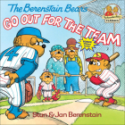 The Berenstain Bears Go Out for the Team (Berenstain Bears (8x8)) Cover Image