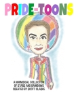 Pride-toons: A whimsical collection of stars and rainbows Cover Image