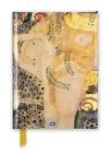 Gustav Klimt: Water Serpents I (Foiled Journal) (Flame Tree Notebooks) Cover Image