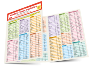 Mandarin Chinese Vocabulary Language Study Card: Essential Words and Phrases for AP and Hsk Exam Prep (Includes Online Audio) Cover Image
