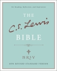 C. S. Lewis Bible-NRSV Cover Image