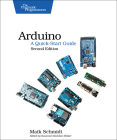 Arduino: A Quick-Start Guide Cover Image