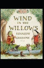The Wind in the Willows illustrated Cover Image